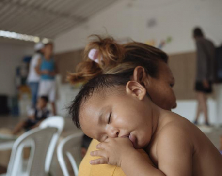 More than 300,000 Venezuelan children in Colombia need humanitarian aid: UNICEF