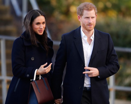 Meghan Markle and Prince Harry are now on Instagram!