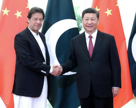China, Pakistan should make more efforts to advance all-weather strategic cooperation, says Xi