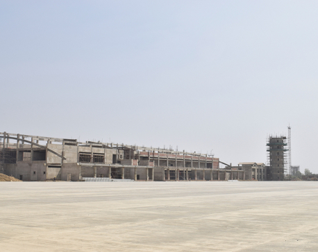 Capacity of Gautam Buddha Int'l Airport being expanded