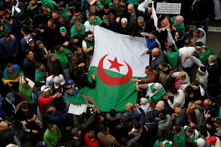 Five Algerian billionaires arrested as part of anti-graft investigation