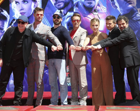 'Avengers: Endgame' topples 'Star Wars' preview record