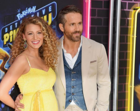 Ryan Reynolds and Blake Lively expecting their third child