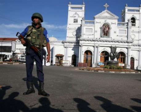 Sri Lanka lifts curfew after bomb attacks kill 290, wound 500