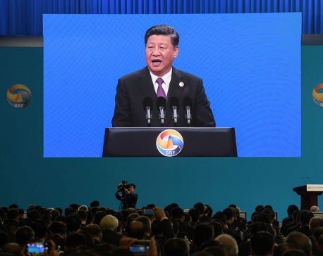 Second Belt and Road Forum begins in Beijing, Xi stresses on strong cooperation under BRI framework