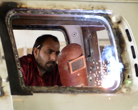 Running in the Indian election? Get an armoured car