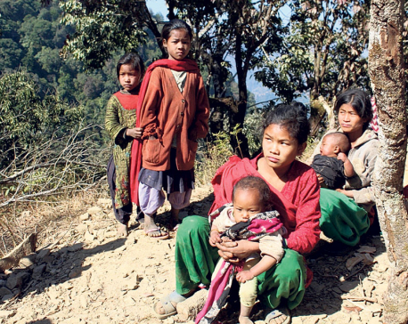 Early marriage unabated among Chepang girls