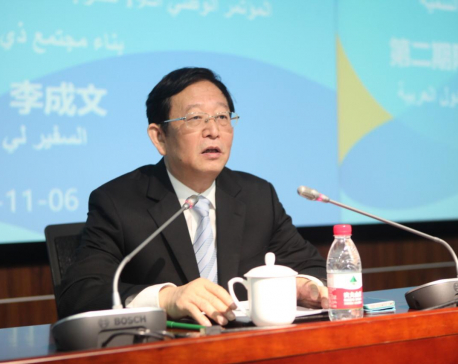 China to avoid debt burden for BRI participating countries: envoy