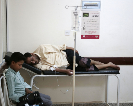 Vaccines blocked as deadly cholera raged across Yemen