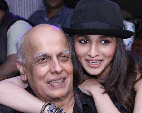 Working with Mahesh Bhatt 'the director' will not be easy: Alia Bhatt