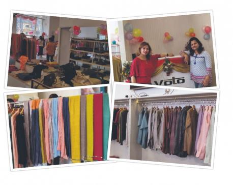 Two women entrepreneurs launch handmade-garments brand Voto