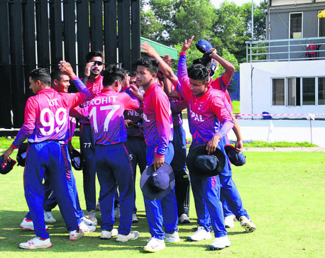 Nepal misses out on World Cup qualification as UAE remains unbeaten in league