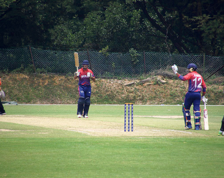 1-run loss, a big dent in Nepal's qualification bid