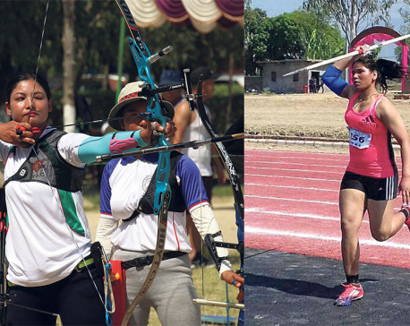 Two national records for Chandrakala in two days