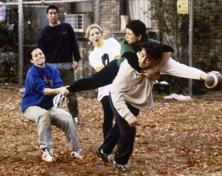 A 'Friends' musical is officially in works