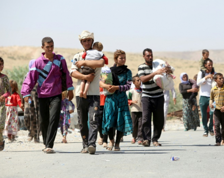 German IS woman accused of letting Yazidi 'slave' girl die of thirst on trial