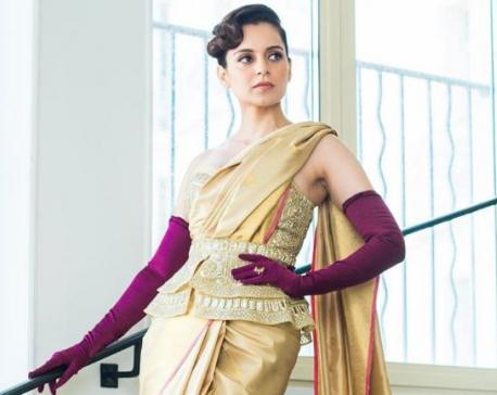 Kangana Ranaut at Cannes: Nationalism is very spiritual