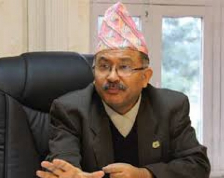 Ex-CJ Shrestha bats for education system change