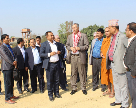 FinMin seeks int'l support  to develop Lumbini's master plan