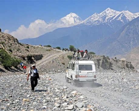 Solukhumbu's last rural municipality connected to road network