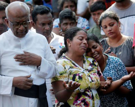 Death toll from Sri Lanka bombing attacks rises to 359: police