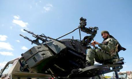 Eastern Libyan forces conduct air strikes on Tripoli as U.N. fails to reach truce
