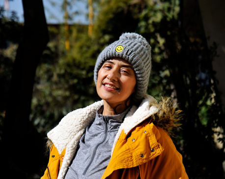 Everest base camp world's best destination: Manisha Koirala