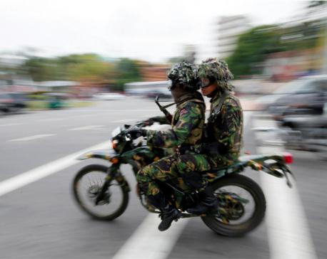 Fifteen killed in Sri Lanka in shootout with suspected Islamist militants