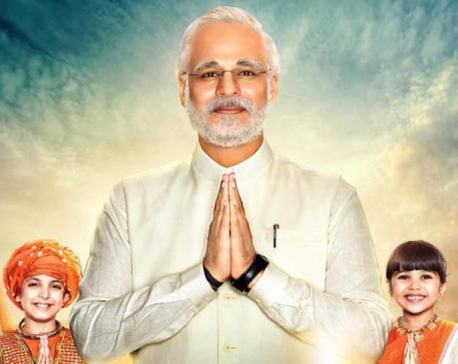India's EC hold release of Modi's biopic film as elections begin