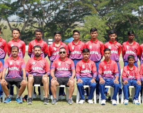 Nepal clinch ACC U-16 Eastern Region trophy