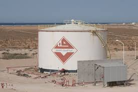 Air strike hits Tripoli as eastern Libyan forces send warship to oil port