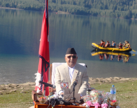 Promises of prosperity from Rara Lake last year look elusive
