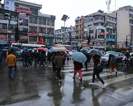 Pre-monsoon more active than last year: DoHM