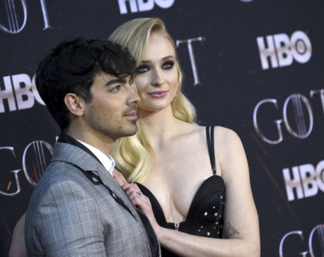 Joe Jonas and Sophie Turner get married in surprise wedding