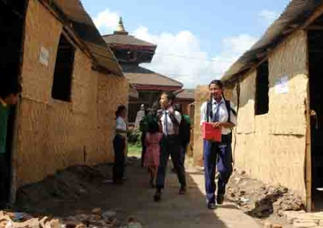 Reconstruction of 4,476 schools completes