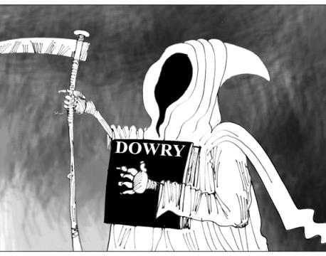 Social Evil: Dowry System