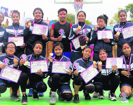 Army dominates Eighth National Games