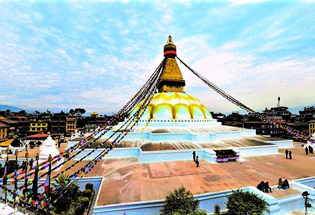 IN PICTURES: Serenity of Stupas