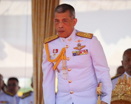 Timeline: Rituals for Thailand's coronation of King Vajiralongkorn