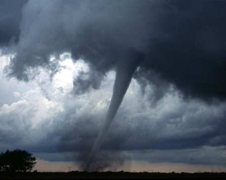 Bara-Parsa was hit by Nepal's first recorded tornado