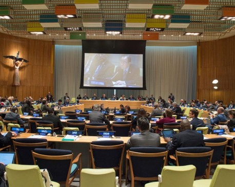 ECOSOC forum calls for multilateral trading system reform