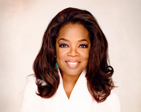 Oprah Winfrey keynotes annual Women in the World summit