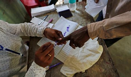 Voting begins in third phase of India's mammoth general election