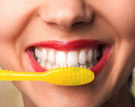 How long should you brush your teeth every day?