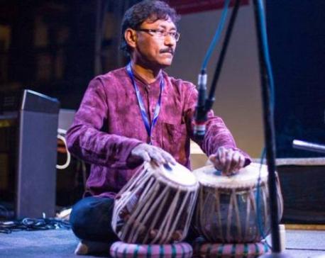 Maestro Rabin Lal Shrestha no more