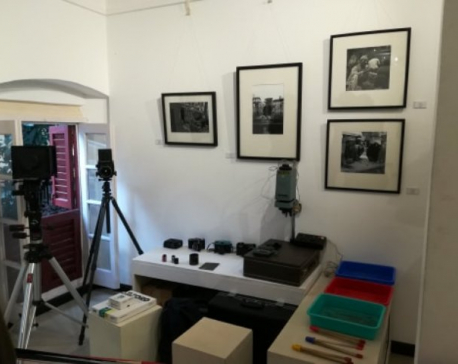 'Life in Analogue' on display