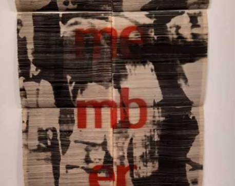 To Remember: Mix media exhibition concludes
