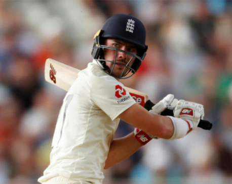 Burns shows his worth to hit unbeaten century