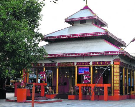84 bigha of Bageshwari Temple land transferred to individuals