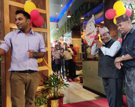 Bajeko Sekuwa opens new outlet at Kumaripati